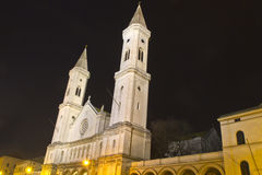 bavaria kościół sławny ludwigskirche Munich Obraz Royalty Free