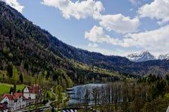 Bavaria landscape Royalty Free Stock Photos