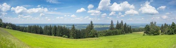 Bavaria landscape Royalty Free Stock Image