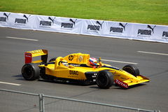 Bavaria Moscow City Racing 2010, july 18 Royalty Free Stock Image
