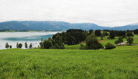 Bavaria. Is a most beautiful place in Germany Stock Photo