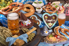 Bavaria and Oktoberfest Stock Photos