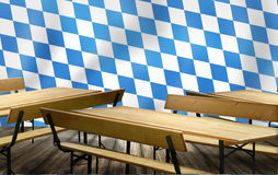 Bavaria Oktoberfest Background graphic image Stock Images