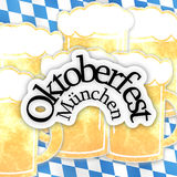 Bavaria Oktoberfest Stock Photo