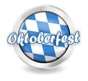 Bavaria Oktoberfest flag design Stock Photo