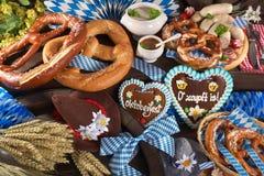 Bavaria and Oktoberfest Stock Photos
