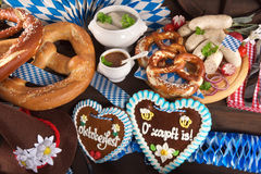 Bavaria and Oktoberfest Stock Images