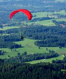bavaria paragliding Zdjęcie Royalty Free