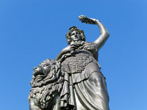 Bavaria Statue Royalty Free Stock Photo