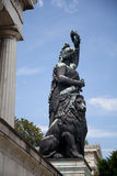 Bavaria Statue in Munich Royalty Free Stock Image