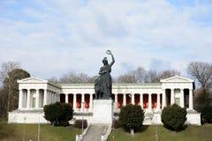 Bavaria Statue stock photo