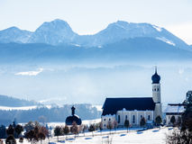 Bavaria - wilparting Stock Photo