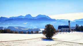 Bavaria - wilparting Stock Image