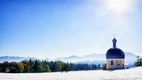 Bavaria - wilparting Stock Image