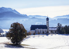 Bavaria - wilparting Royalty Free Stock Photography