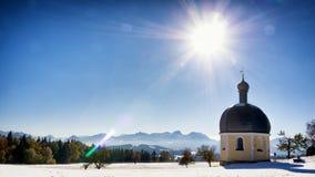 Bavaria - wilparting Royalty Free Stock Photo
