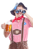 Bavarian Royalty Free Stock Images