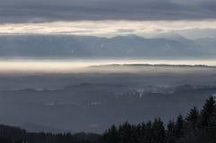 Bavarian Alpine Stock Photo