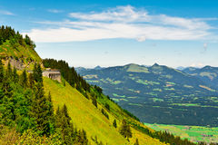Bavarian Alps Royalty Free Stock Image