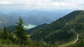 Bavarian Alps Royalty Free Stock Images