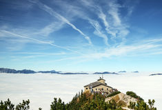 Bavarian Alps in the Eagle nest, Germany Stock Photos