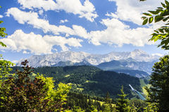 Bavarian Alps. Stock Photos