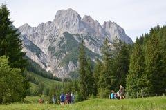 Bavarian Alps Stock Photos