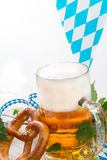 Bavarian beer Royalty Free Stock Photography