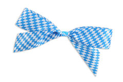 Bavarian bow Royalty Free Stock Images