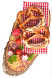 Bavarian breakfast Stock Photography