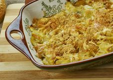 Bavarian Cabbage Casserole Royalty Free Stock Image