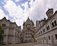 Bavarian Castle Royalty Free Stock Photos