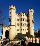 Bavarian Castle Royalty Free Stock Photo