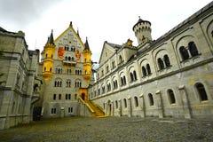Bavarian Castle Inside Stock Photos