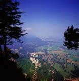 Bavarian castle Royalty Free Stock Photo