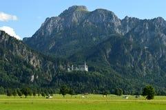 Bavarian castles Royalty Free Stock Photography