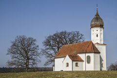 Bavarian chapel Royalty Free Stock Images