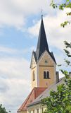 Bavarian church Stock Photography
