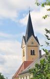 Bavarian church Stock Photography