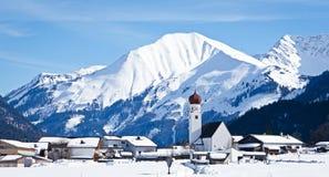Bavarian church Royalty Free Stock Image