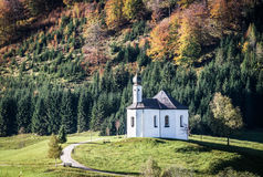 Bavarian church Royalty Free Stock Photo