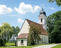 Bavarian church Stock Images