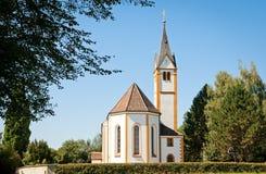 Bavarian church Royalty Free Stock Images