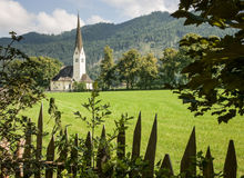 Bavarian church Royalty Free Stock Photography