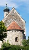 Bavarian church Stock Image
