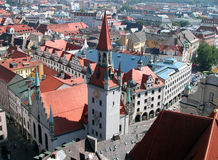 Bavarian city royalty free stock images