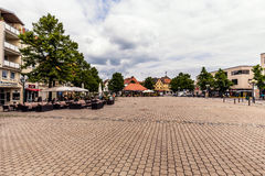 Bavarian City of Forchheim in Franconia, Germany Stock Images