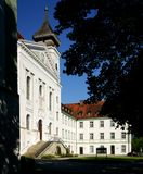 bavarian cloister Fotografia Royalty Free