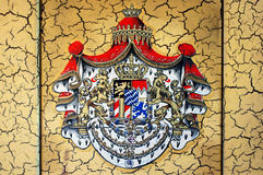 Bavarian coat of arms Royalty Free Stock Photos