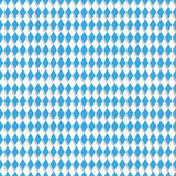Bavarian Colors Background Rhombus Shadows Royalty Free Stock Images